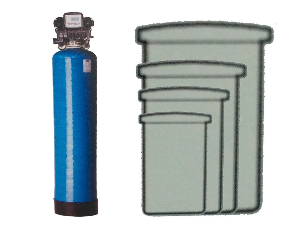 Descalcificadores dom sticos e industriales precios - Descalcificador de agua domestico ...